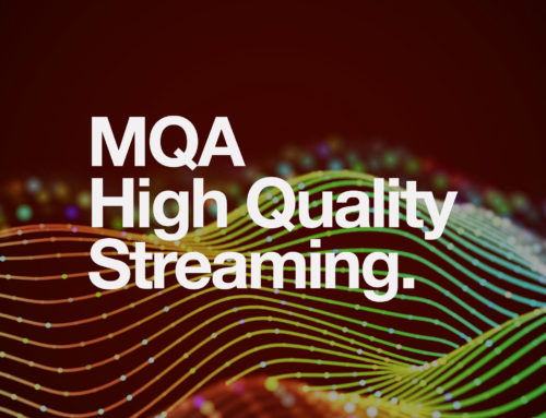 MQA High Quality Streaming