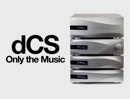 dCS: Only the Music