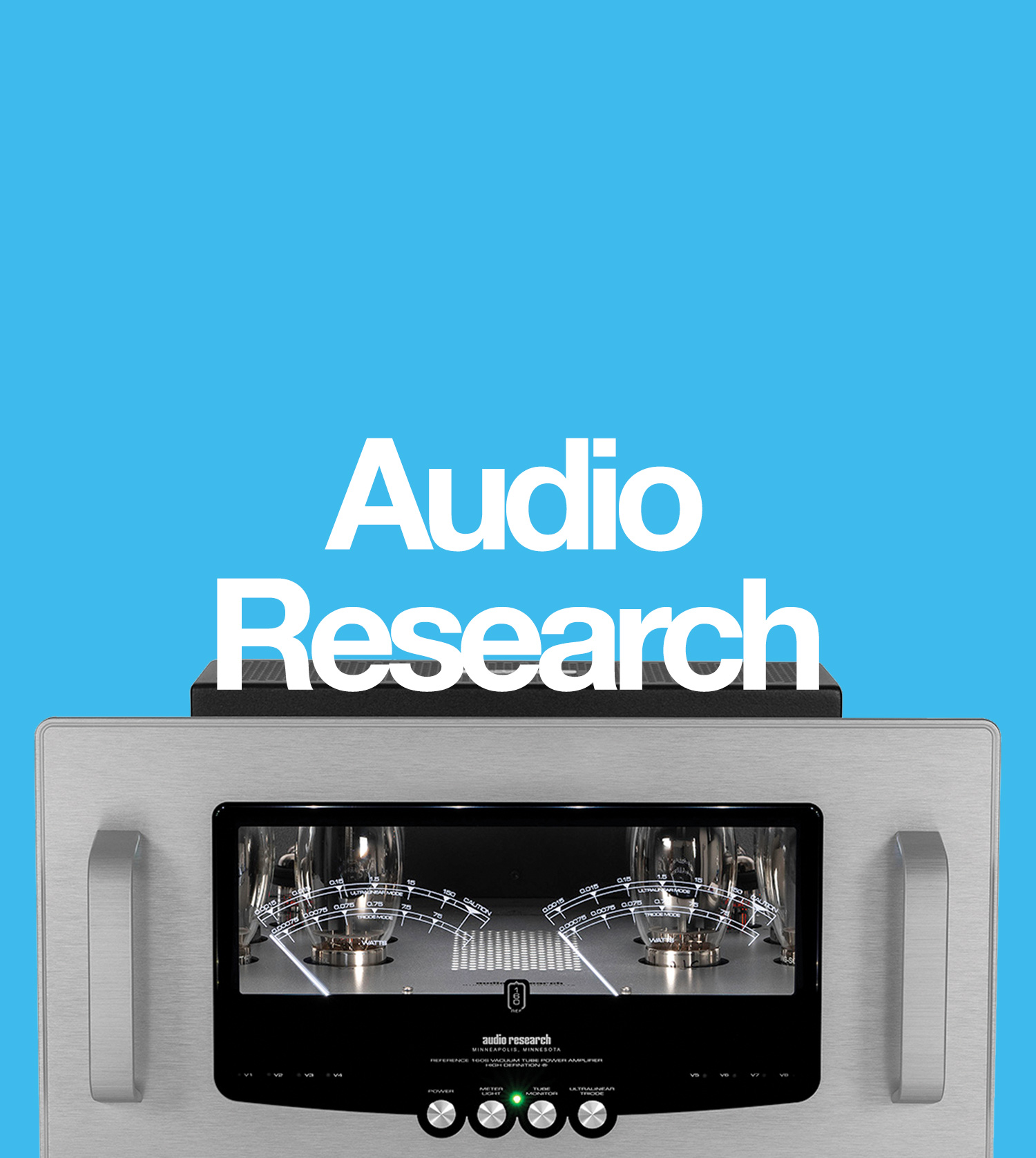 Audio Research, Hi-Fi