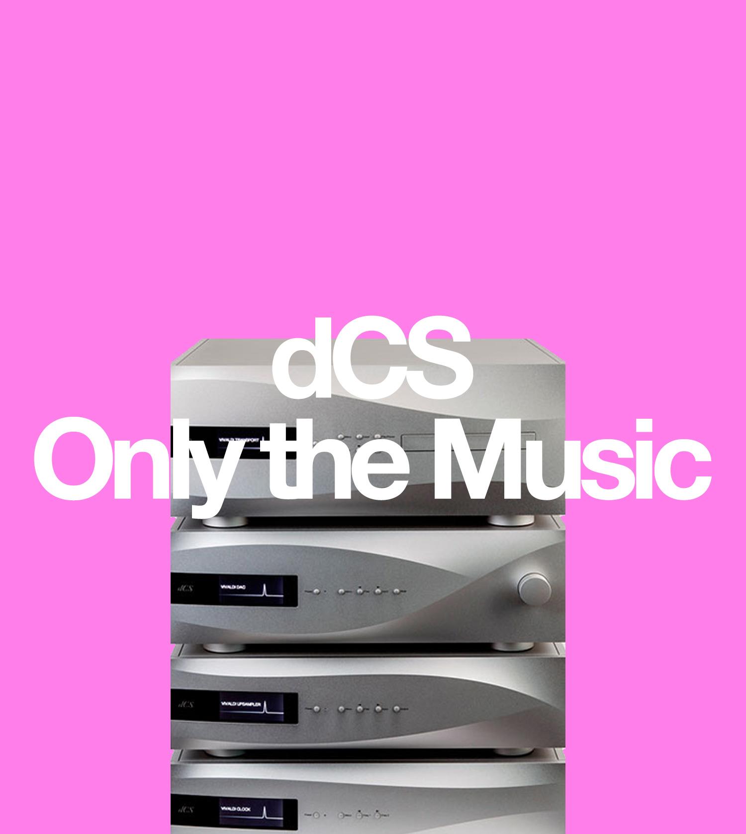 dCS, Hi-Fi