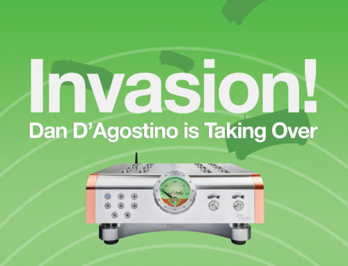 Invasion! Dan D'Agostino is Taking Over