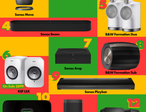 The Twelve Days of Christmas: Your Home Audio Gift Guide