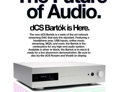 dCS Bartok: The Future of Audio